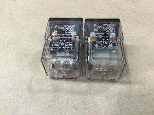 *LOT OF 3* POTTER /& BRUMFIELD RELAY KRPA-11AN-120