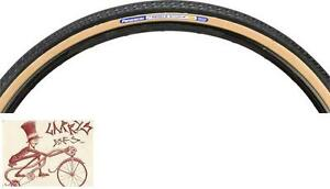 New Panaracer Pasela ProTite Tire 700 x 35mm Tire Folding Bead Black//Tan