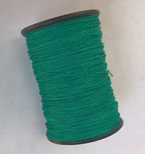 ".014/"" Green BCY Powergrip Serving Thread Jig Spool Bow String Bowstrings"