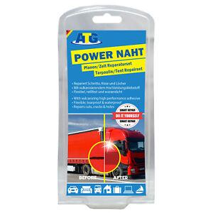 Zelt Markise LKW 6,8€//m Planen-Reparatur-Klebeband Trucker-Tape 5 m Rolle p.f