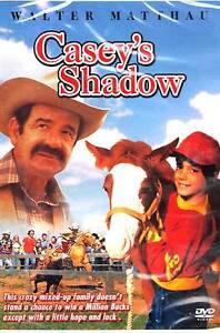 casey 039 s shadow brand new dvd walter matthau rated pg