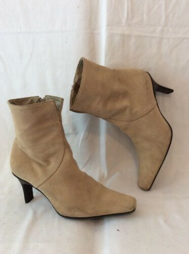 Suede Boots Ankle 4 Brown Next Size Ef7qp