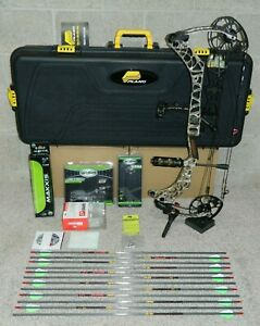 Loaded Right Handed 2021 Mathews V3/31 Bow Package- Many DL Available- Camo