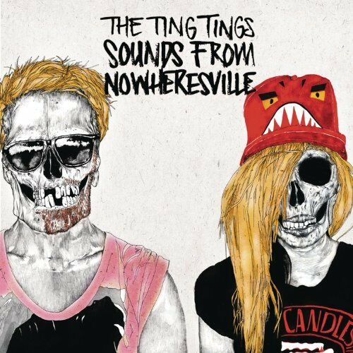 1 of 1 - The Ting Tings - Sounds From Nowheresville - The Ting Tings CD 4CVG The Cheap