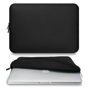 Laptop-Sleeve-Case-Protective-Bag-for-13-034-15-034-MacBook-Pro-2018-2017-2016-Black