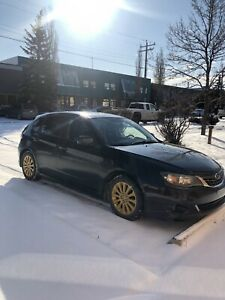 2008 Subaru Impreza AWD MINT