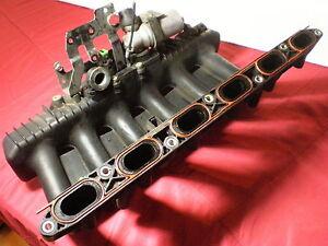 96 00 Bmw E36 328i 323i M3 Z3 Intake Manifold W Idle