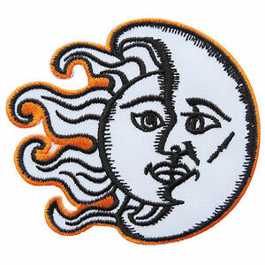 Yin Yang Sun Moon Yoga Aum Om Lunar Kiss Summer Peace Iron On