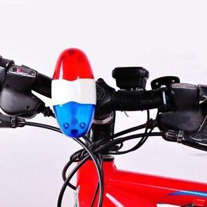 elettrico-Corno-per-mountain-bike-Squillare-Polizia-Luce-Tromba-Per-bicicletta