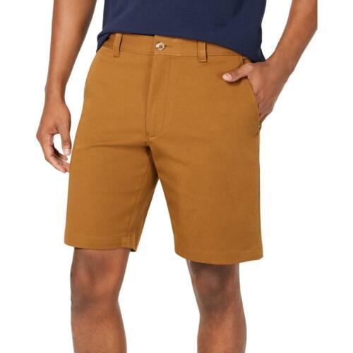 CLUB ROOM 2748 Mens Classic Fit Comfort Waist Performance Bermuda Shorts BHFO