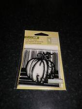 "Studio 112 ""Pumpkin Halloween  Clear  Stamp"