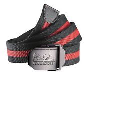 Teng Tools Fully Adjustable Two Colour Textile Belt with the Teng Logo P-BET01