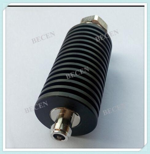 DIN attenuator 50W  50db DIN male to N female attenuators 50ohm DC-3GHz 50db