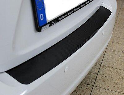 OPEL MOKKA Paraurti Protezione Vernice Pellicola Carbon 3d 10077