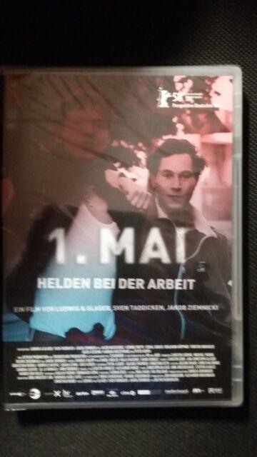 1.MAI HELDEN BEI DER ARBEIT-DVD-NEU-OVP-OOP-SELTEN-KOMÖDIE MIT LUDWIG TREPTE