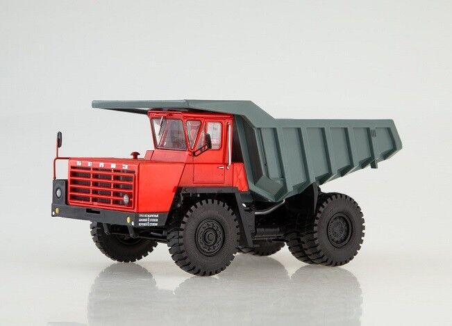 1 43. camello's model of BELAZ - 540a Quarry Dump Truck.