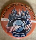 Vintage 1985 Space Shuttle Button Discovery 51-D Pin