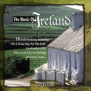 FREE US SHIP. on ANY 3+ CDs! NEW CD Various Artists: Music of Ireland