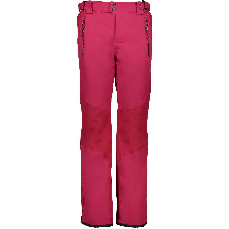 CMP Damen Skihose 3W00776 Ski Hose Stretch magenta Rosa 36 38 40 42 schmal
