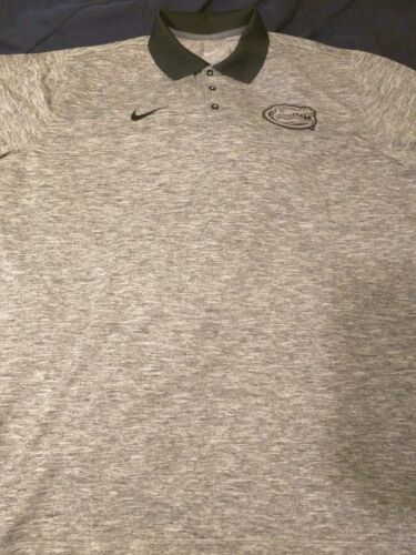 Nx Grey Florida Heather Tama o Polo Nike Gators qxtvd4qnw0