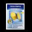 Talons-Amortisseur-CUIR-VERITABLE-2er-Set-optimale-decharge-Semelle-Talons-Coussin miniature 2