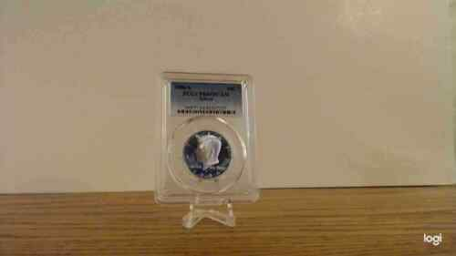 2006 s  silver kennedy half dollar pcgs pr 69