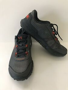 16b6b880 Details about Under Armour Men's Toccoa Running Shoes Rhino Grey/Anthracite  US Size 8.5