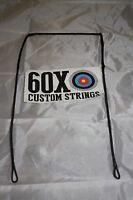 Horton Hunter Supreme Sl 33 3/4 Crossbow String 60x Custom Strings Bow St019