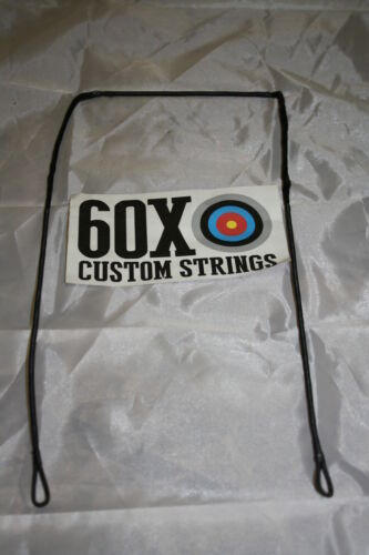 "Barnett Jackal 37.875/"" Crossbow String by 60X Custom Strings Bow Bowstrings"