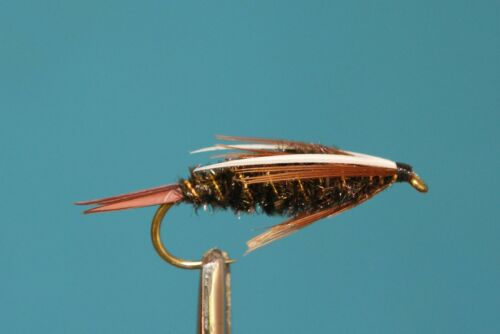 12QTY PRINCE NYMPH FLY Fishing Flies size 08