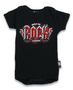 BABY-ROMPER-ROCKABILLY-BORN-TO-ROCK-GIFT-BABY-SHOWER-SIX-BUNNIES-TATTOO-ART