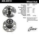 Wheel Bearing and Hub Assembly-C-TEK Standard Rear fits 92-94 Acura Vigor