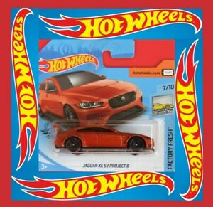 Hot-Wheels-2020-JAGUAR-XE-SV-PROJECT-8-244-250-NEU-amp-OVP