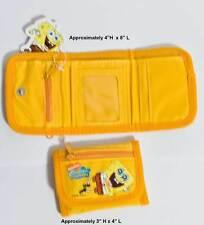 Nickelodeon SpongeBob SquarePants Tri Fold Kids Wallet
