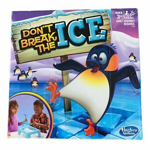 Don't Break The Ice Game Save The Penguin Ages 3+ Family Fun Kids