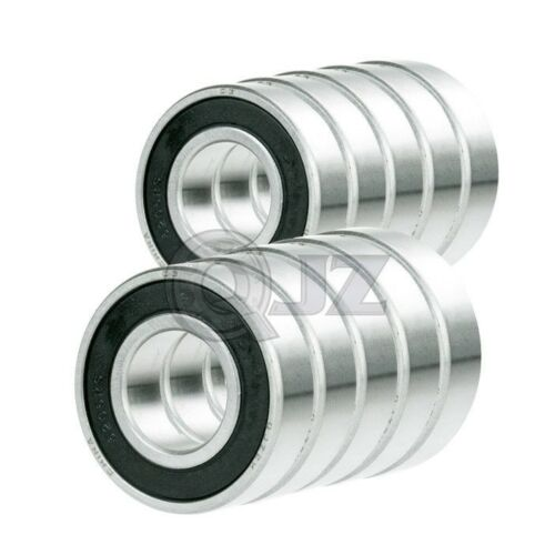 10x SS608-2RS Ball Bearing 22mm x 8mm x 7mm Stainless Steel 3D Printer Rubber