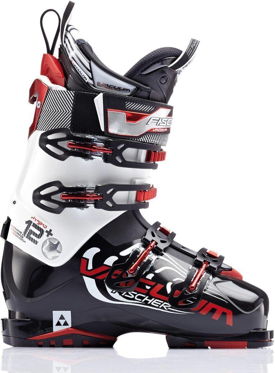 Fischer  Hybrid Vacuum 12+  Top Mens Ski Stiefel Größe  48-NEW