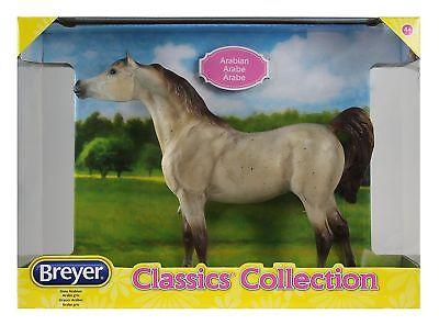 Breyer 923 Grigio Arabian Classic Collection-mostra Il Titolo Originale