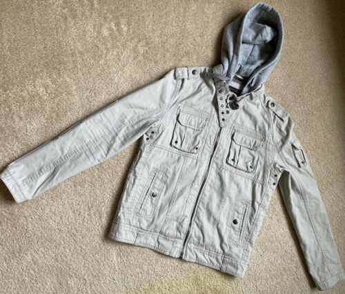 Springfield Hooded Jacket Medium