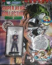 Joker Eaglemoss Lead Figurine And Magazine #3 Dc Comic