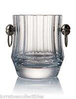 Rogaska Trump Collection Central Park 6 Crystal Ice Bucket