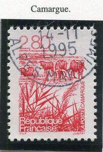 TIMBRE-FRANCE-OBLITERE-N-2952-CAMARGUE
