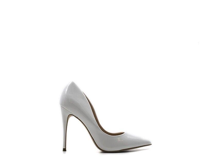 Schuhe STEVE MADDEN Frau BIANCO Naturleder DAISIE-WHI-PATENT  | Günstigstes