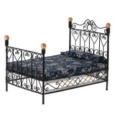 # CREAL 30921 mueble con espejo negro 1:12 para casa de muñecas nuevo