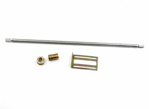 Aluminum 260mm Volume potentiometer extension shaft Audio connecting long rod