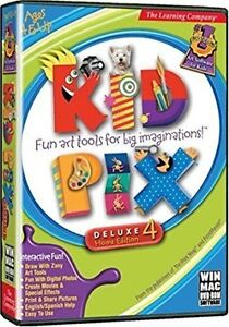 Kid-Pix-Deluxe-4-the-ultimate-creative-playground-for-Kids-KidPix-Brand-New