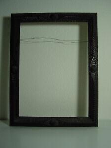 Alter-Bilderrahmen-Kerbschnitzerei-Holzrahmen-geschnitzer-Rahmen