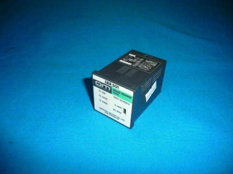 SBR501 Motor Speed Controller 100V 50//60Hz Brake Reverse Pack x 1pc