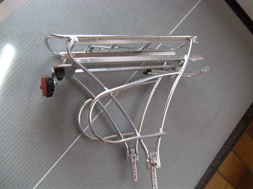 Elcykel, Bagagebærer