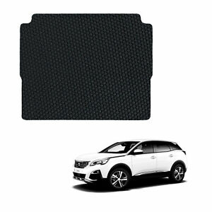 Peugeot 3008 MK2 2017-present Tailored Rubber Car Boot Liner Protector Mat Cover
